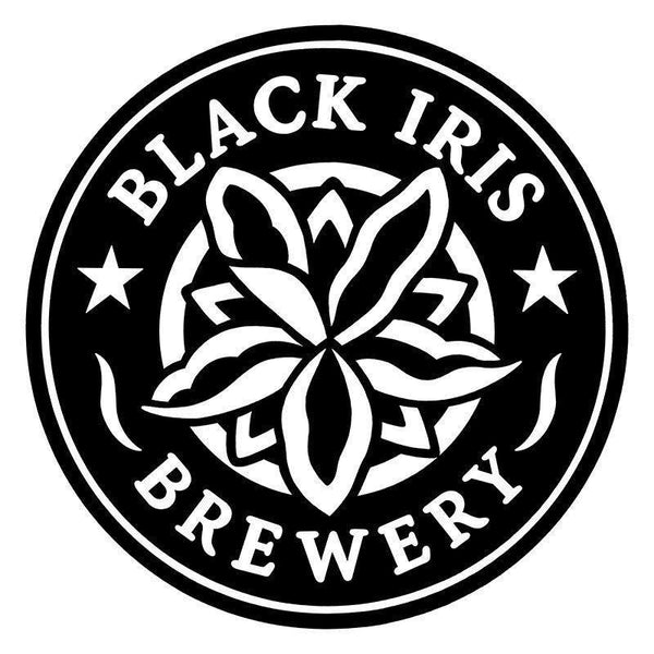 Black Iris East Mids Pale Ale 6% (440ml can)-Hop Burns & Black