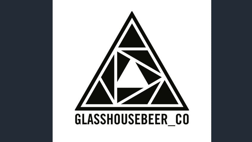 Glasshouse It Was Supposed To Be So Easy Table Beer 3.1% flagon (500ml includes flagon fee)-Hop Burns & Black