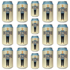 Gipsy Hill Beatnik Pale Ale 3.8% CASE (24 x 330ml can)-Hop Burns & Black