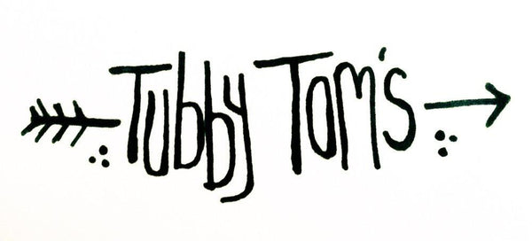 Tubby Tom's Gut Rot Super Hot Sauce (100g)-Hop Burns & Black