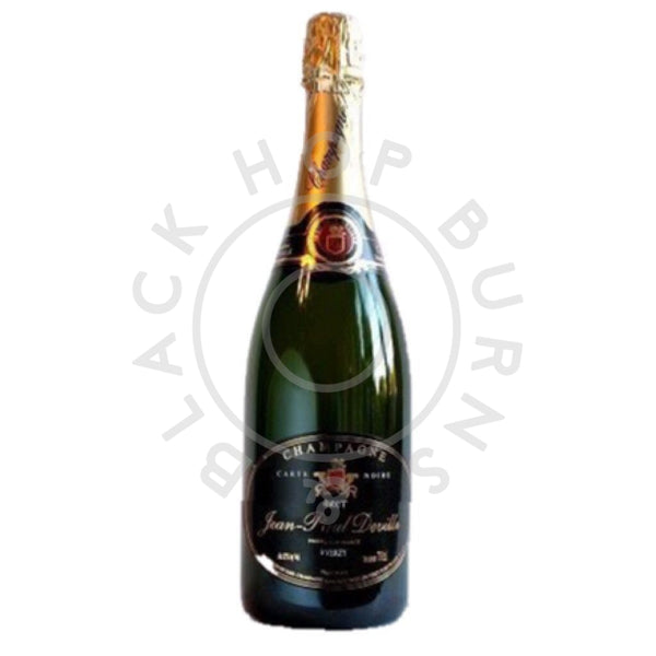 Champagne Jean-Paul Deville Carte Noir NV 12% CASE (6x 750ml)-Hop Burns & Black