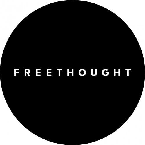 Freethought Open IPA 6% (473ml can)-Hop Burns & Black