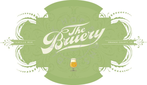 The Bruery Terreux Sour In The Rye 7.7% (750ml)-Hop Burns & Black