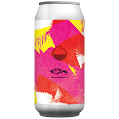 Cloudwater x The Veil Barry From Finance Sour DIPA 8% (440ml can)-Hop Burns & Black