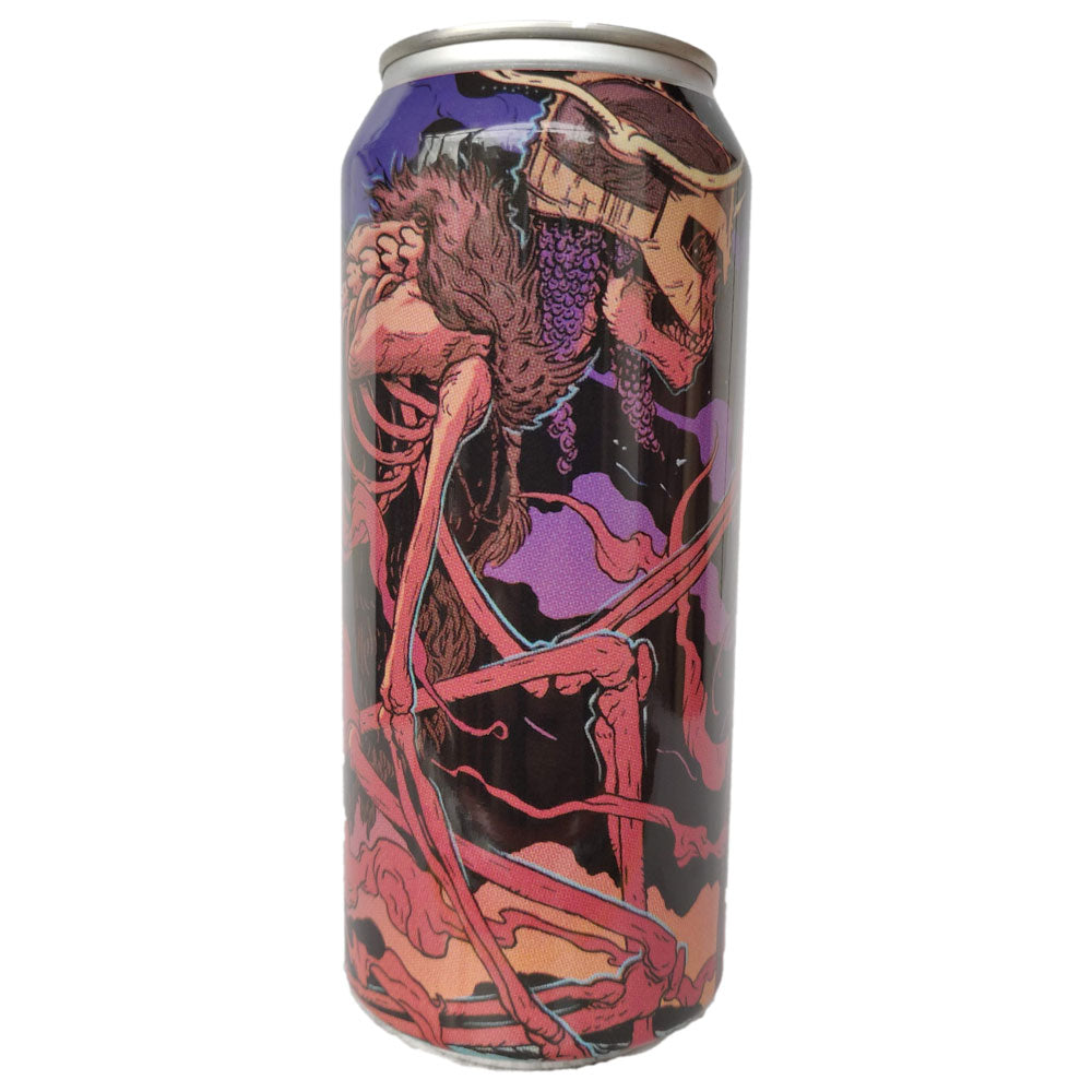 Collective Arts Ransack The Universe IPA 6.8% (473ml can)-Hop Burns & Black