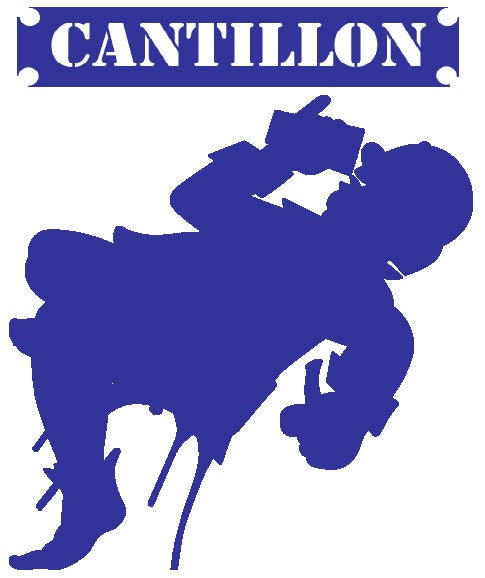Cantillon Rose de Gambrinus 5% (750ml)-Hop Burns & Black