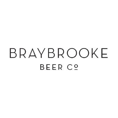 Braybrooke Keller Lager 4.8% (330ml)-Hop Burns & Black