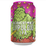 Beavertown Lupuloid IPA 6.7% (330ml can)-Hop Burns & Black
