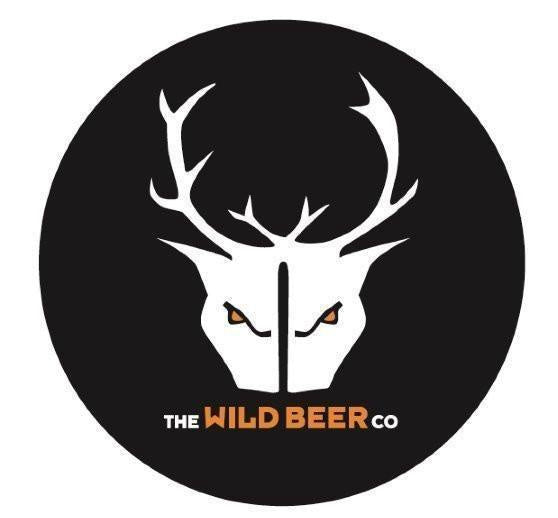 Wild Beer Dr Todd BA Sour Ale 9.7% (330ml)-Hop Burns & Black