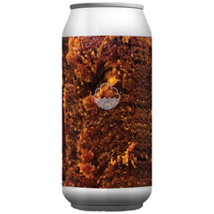 Cloudwater Parkin Cake Imperial Brown Ale 10% (440ml can)-Hop Burns & Black
