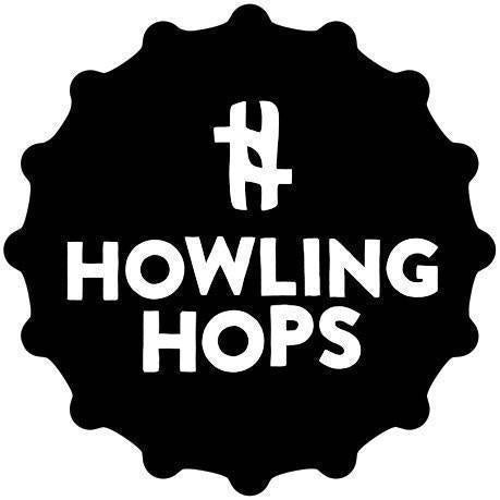 Howling Hops Superlight Session Pale 3% (440ml can)-Hop Burns & Black