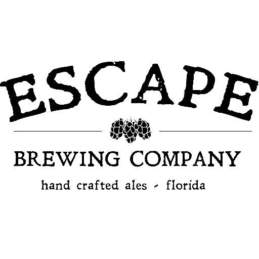 Escape Brewing Scandalous DIPA 9% (473ml can)-Hop Burns & Black