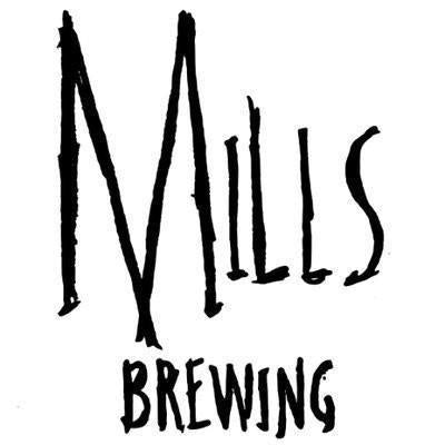 Mills Brewing x Tiley's Vatted Porter 6.5% (750ml)-Hop Burns & Black