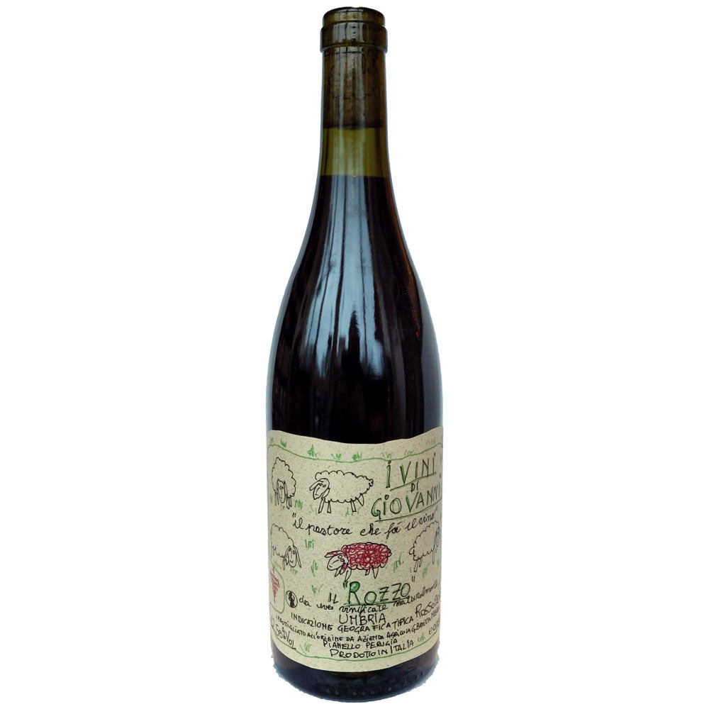 I Vini di Giovanni Rosso 2017 12.5% (750ml)-Hop Burns & Black