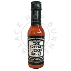 The Hottest F*****n' Sauce (148ml)-Hop Burns & Black