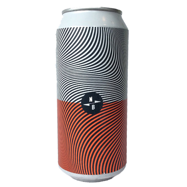 North Brewing Co Triple Fruited Gose Mango Raspberry Blueberry 4.5% (440ml can-Hop Burns & Black