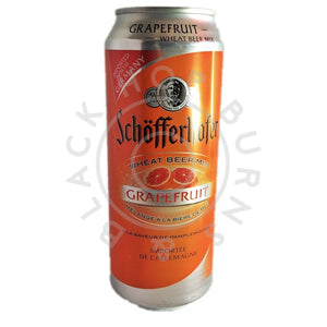 Schofferhofer Grapefruit Wheat Beer Mix 2.5% (500ml can)-Hop Burns & Black