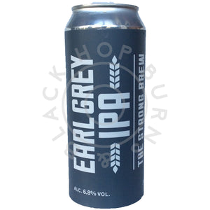 Marble Earl Grey IPA 6.8% (500ml can)-Hop Burns & Black