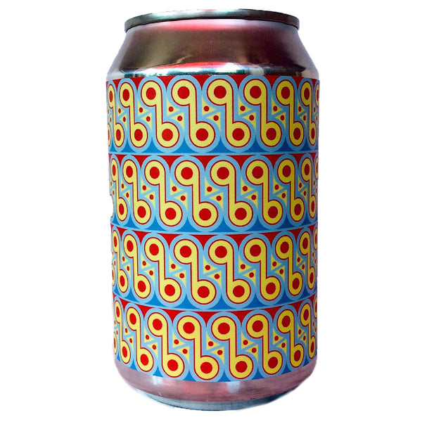Brick Brewery Citrus Sour 4.3% (330ml can)-Hop Burns & Black