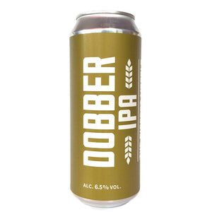 Marble Dobber IPA 6.5% (500ml can)-Hop Burns & Black
