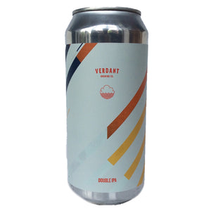 Verdant x Cloudwater Swifts Or Swallows? DIPA 8% (440ml can)-Hop Burns & Black