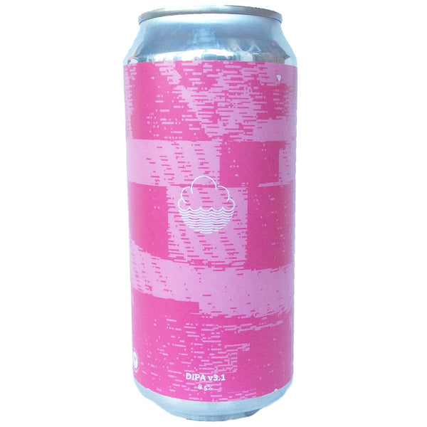 Cloudwater DIPA V3.1 8.5% (440ml can)-Hop Burns & Black