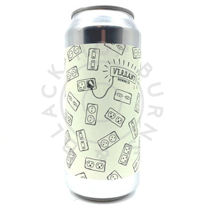 Verdant Unnecessary Sockets Pale Ale 5.2% (440ml can)-Hop Burns & Black