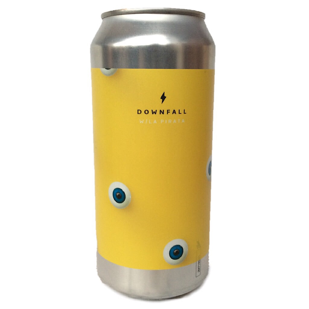 Garage Downfall IPA 7.2% (440ml can)-Hop Burns & Black