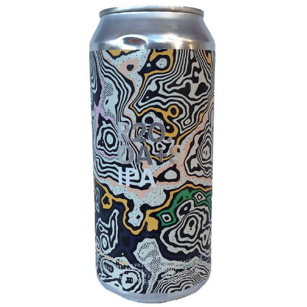 Lost + Found R20. OA+S IPA 6.2% (440ml can)-Hop Burns & Black
