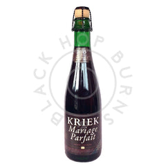 Boon Kriek Mariage Parfait 8% (375ml)-Hop Burns & Black