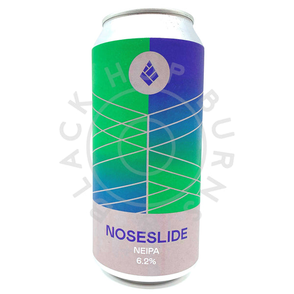 Drop Project Noseslide IPA 6.2% (440ml can)-Hop Burns & Black