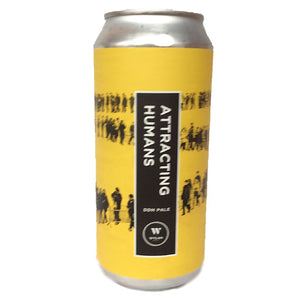 Wylam Attracting Humans DDH Pale 5.5% (440ml can)-Hop Burns & Black