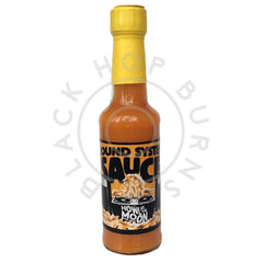 Howl At The Moon Sound System Hot Sauce (150ml)-Hop Burns & Black