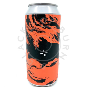 North Brewing Co x Square Root Sour + Grapefruit + Wormwood 3.5% (440ml can)-Hop Burns & Black