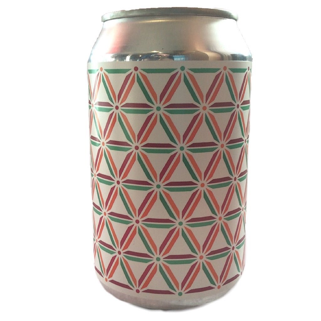 Brick Brewery Clementine & Cranberry Sour 5% (330ml can)-Hop Burns & Black