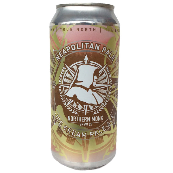Northern Monk Neapolitan Ice Cream Pale 6.2% (440ml can)-Hop Burns & Black