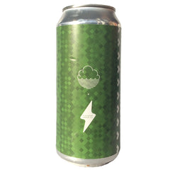 Cloudwater x Garage Beer Exit Right IPA 7% (440ml can)-Hop Burns & Black