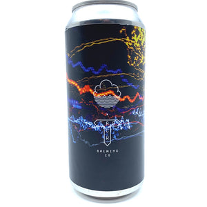 Cloudwater x Track Love In The Dark Imperial Stout 10% (440ml can)-Hop Burns & Black