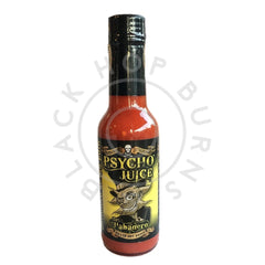 Psycho Juice 70% Habanero Sauce (148ml)-Hop Burns & Black