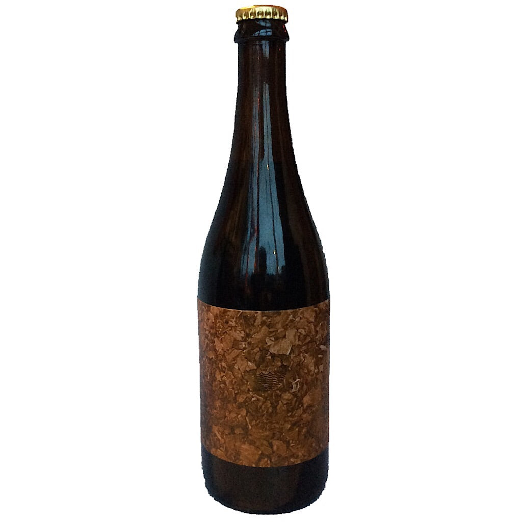 Cloudwater Bourbon Chocolate Imperial Stout 12% (750ml)-Hop Burns & Black