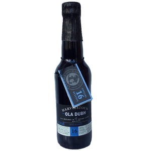 Harviestoun Ola Dubh 16 Year Old 8% (330ml)-Hop Burns & Black