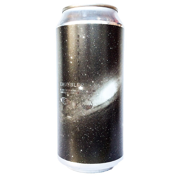 Cloudwater x The Veil Chubbles 2019 Triple IPA 10% (440ml can)-Hop Burns & Black