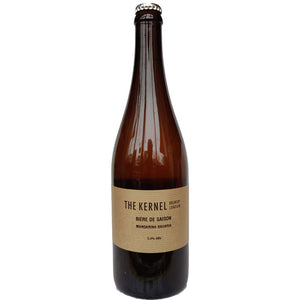 Kernel Biere de Saison Mandarina Bavaria 5.4% (750ml)-Hop Burns & Black