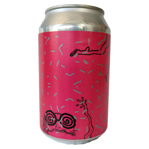 Lervig Coconuts Imperial Stout 12.5% (330ml can)-Hop Burns & Black