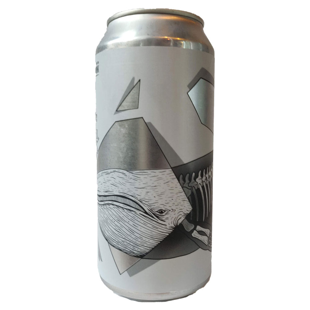 Northern Monk x Equilibrium A Whale Of Two Cities Double IPA 8.9% (440ml can)-Hop Burns & Black