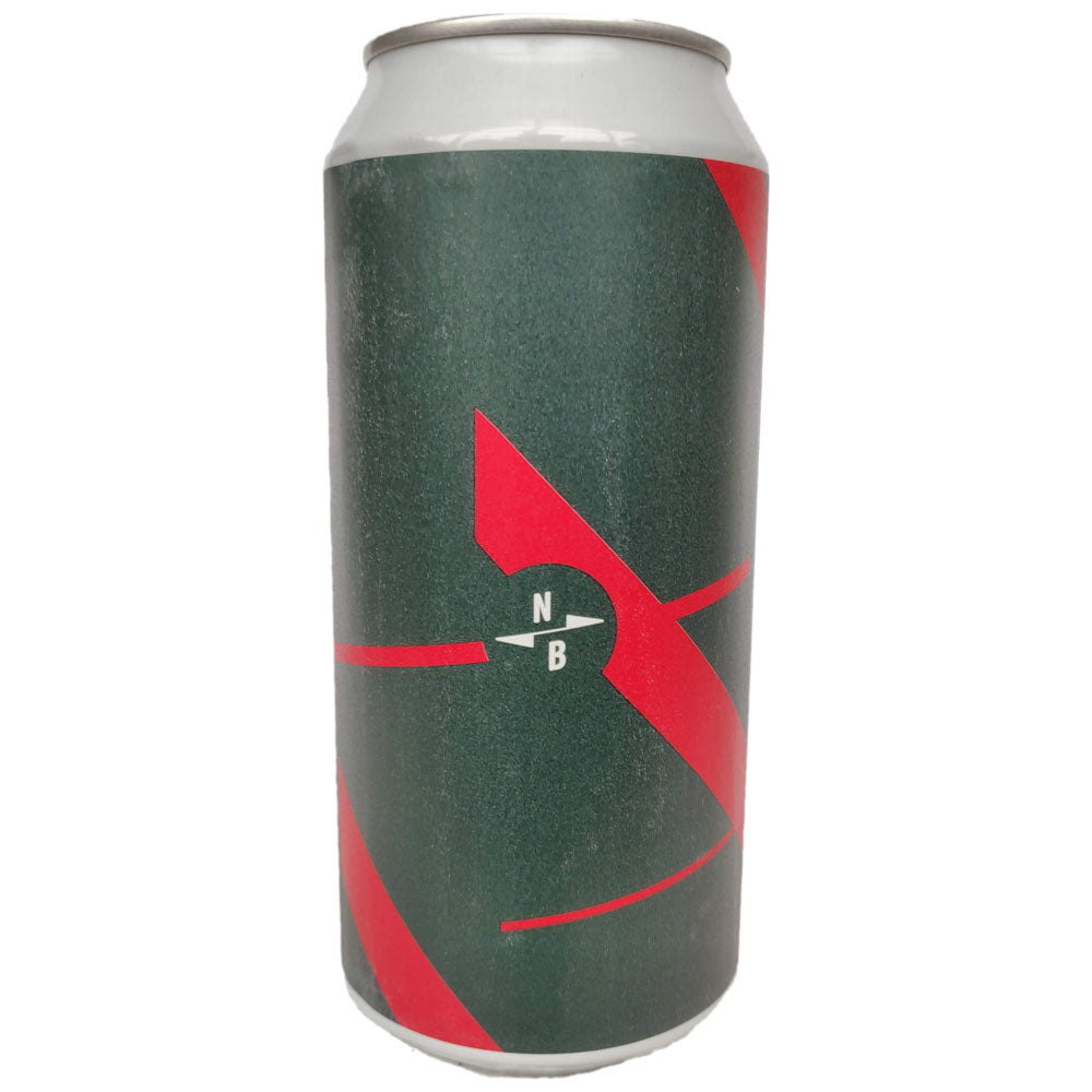 North Brewing Co x Finback DIPA 8% (440ml can)-Hop Burns & Black