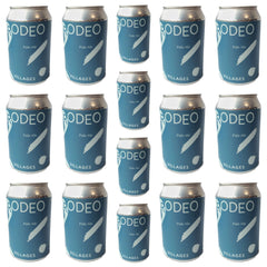 Villages Rodeo Pale Ale 4.6% CASE (24 x 330ml cans)-Hop Burns & Black
