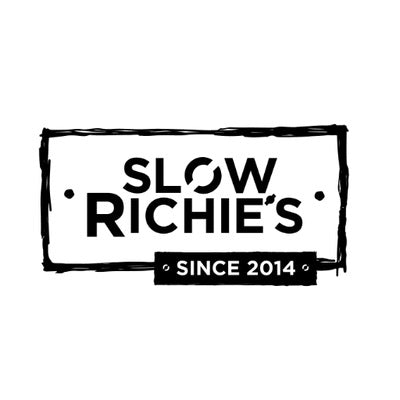 Slow Richie's Original Hot Sauce (150ml)-Hop Burns & Black