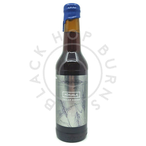 Pohjala Odravein Bourbon BA (Cellar Series) Barley Wine 14% (330ml)-Hop Burns & Black