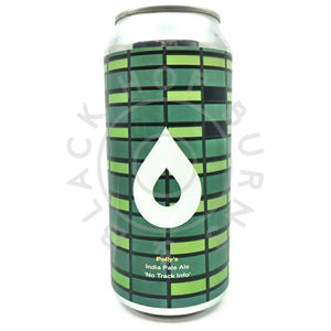 Polly's Brew Co No Track Info IPA 6.5% (440ml can)-Hop Burns & Black
